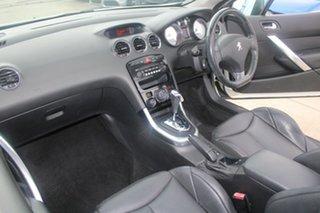2012 Peugeot 308 11 Upgrade CC Allure Turbo White 6 Speed Automatic Cabriolet
