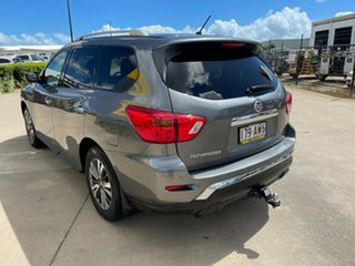 2018 Nissan Pathfinder R52 Series III MY19 ST X-tronic 2WD Grey/300419 1 Speed Constant Variable