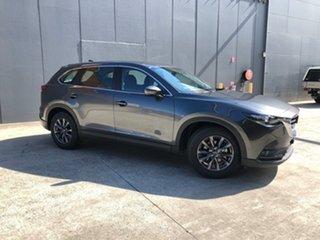 2021 Mazda CX-9 TC Sport SKYACTIV-Drive Machine Grey 6 Speed Sports Automatic Wagon.