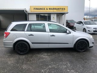 2008 Holden Astra AH MY08 CD /cloth 4 Speed Automatic Wagon.