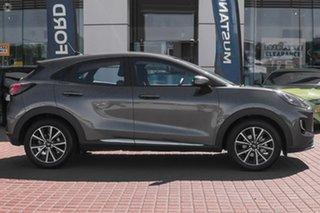 2020 Ford Puma JK 2020.75MY Puma Grey 7 Speed Sports Automatic Dual Clutch Wagon.