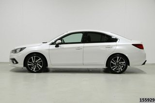 2019 Subaru Liberty MY19 2.5I White Continuous Variable Sedan
