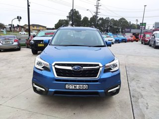 2016 Subaru Forester S4 MY16 2.0D-S CVT AWD Blue 7 Speed Constant Variable Wagon