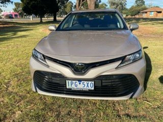 2019 Toyota Camry Camry Ascent 2.5L Petrol Automatic Sedan Steel Blonde Automatic Sedan.