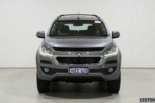 2017 Holden Trailblazer RG MY17 LT (4x4) Grey 6 Speed Automatic Wagon.