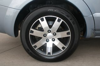 2008 Ford Territory SY SR (RWD) Blue 4 Speed Auto Seq Sportshift Wagon