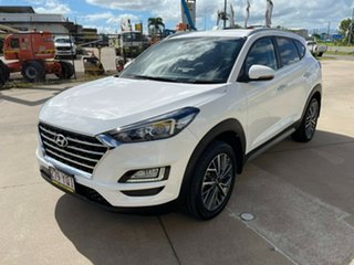 2018 Hyundai Tucson TL2 MY18 Elite 2WD White/311218 6 Speed Sports Automatic Wagon