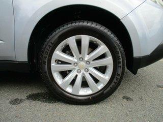 2012 Subaru Forester S3 MY12 XS AWD Silver 4 Speed Sports Automatic Wagon