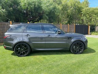 2020 Land Rover Range Rover Sport L494 20MY SE Grey 8 Speed Sports Automatic Wagon.