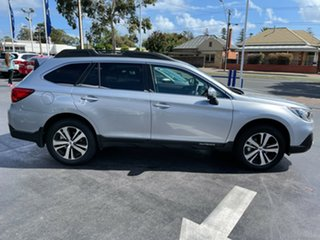 2020 Subaru Outback B6A MY20 2.5i CVT AWD Ice Silver 7 Speed Constant Variable Wagon