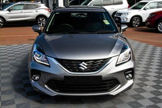2021 Suzuki Baleno EW Series II GLX Silver 4 Speed Automatic Hatchback.