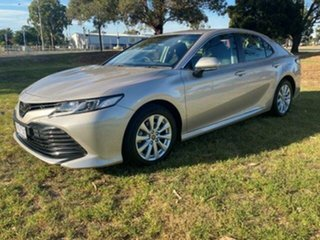 2019 Toyota Camry Camry Ascent 2.5L Petrol Automatic Sedan Steel Blonde Automatic Sedan