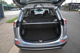 2016 Toyota RAV4 ZSA42R MY16 GXL (2WD) Silver Continuous Variable Wagon