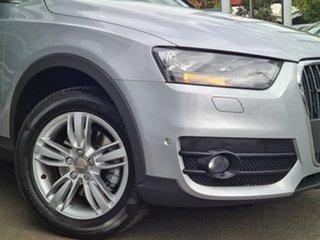 2014 Audi Q3 TDI Silver 7SPD DSG TRANS Wagon.