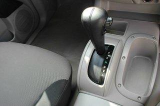 2012 Mitsubishi Triton MN MY12 GLX 4x2 White 4 Speed Automatic Cab Chassis.