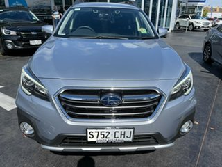 2020 Subaru Outback B6A MY20 2.5i CVT AWD Ice Silver 7 Speed Constant Variable Wagon.
