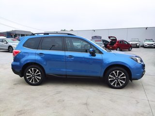 2016 Subaru Forester S4 MY16 2.0D-S CVT AWD Blue 7 Speed Constant Variable Wagon.