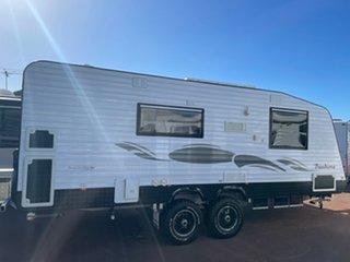 2013 Aussie Wide Bunderra Caravan.