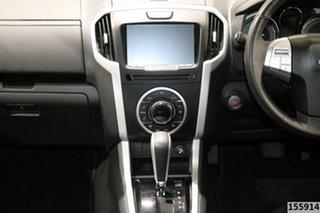 2017 Isuzu MU-X UC MY17 LS-T (4x4) White 6 Speed Auto Sequential Wagon