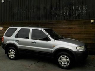 2004 Ford Escape ZB XLS Silver 4 Speed Automatic SUV.