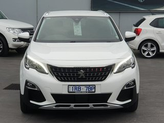 2017 Peugeot 3008 P84 MY18 Allure SUV 6 Speed Sports Automatic Hatchback.