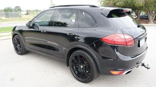 2011 Porsche Cayenne 92A MY12 S Tiptronic Black 8 Speed Sports Automatic Wagon