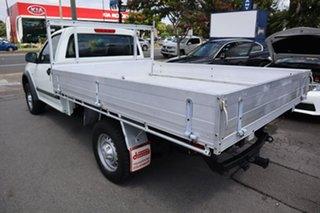 2004 Holden Rodeo RA DX 4x2 White 5 Speed Manual Cab Chassis