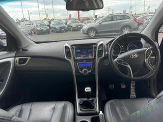 2013 Hyundai i30 GD MY14 SR Black 6 Speed Manual Hatchback