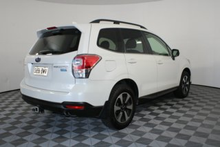 2016 Subaru Forester S4 MY16 2.0D-L CVT AWD Pearl White 7 Speed Constant Variable Wagon