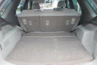 2005 Ford Territory SY TS (RWD) Silver 4 Speed Auto Seq Sportshift Wagon