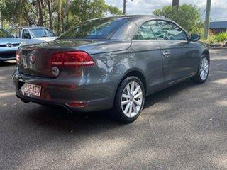 2011 Volkswagen EOS 1F MY12 155TSI DSG Metallic Grey 6 Speed Sports Automatic Dual Clutch.