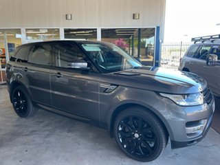 2015 Land Rover Range Rover LW Sport SDV8 HSE Grey 8 Speed Automatic Wagon