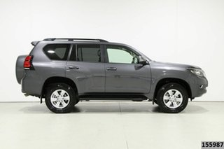 2019 Toyota Landcruiser GDJ150R MY18 Prado GXL (prem Int) (4x4) Grey 6 Speed Automatic Wagon
