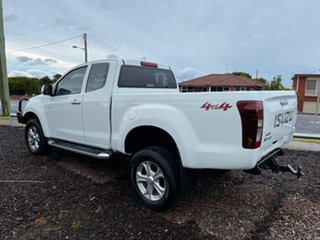 2017 Isuzu D-MAX MY17 LS-U Space Cab White 6 Speed Sports Automatic Utility