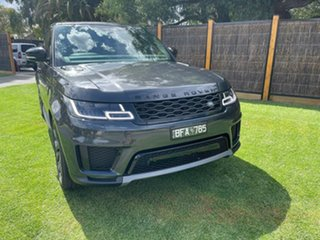 2020 Land Rover Range Rover Sport L494 20MY SE Grey 8 Speed Sports Automatic Wagon