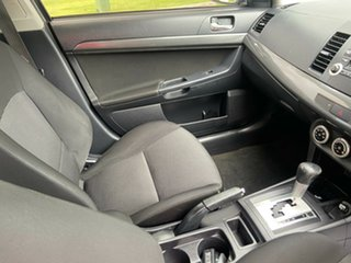2007 Mitsubishi Lancer CJ MY08 VR-X Grey 6 Speed Constant Variable Sedan