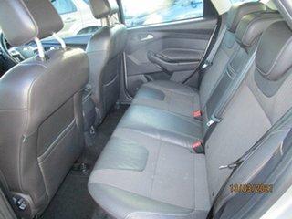 2012 Ford Focus LW MK2 Titanium Silver 6 Speed Automatic Hatchback