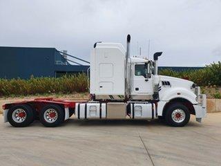 2014 Mack Titan TITAN Truck White Prime Mover.