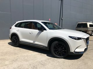 2021 Mazda CX-9 TC GT SP SKYACTIV-Drive Snowflake White 6 Speed Sports Automatic Wagon.