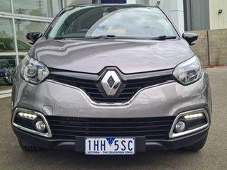 2016 Renault Captur Expression Grey 6SPD DSG TRANS Sedan