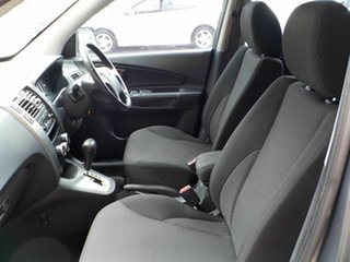 2009 Hyundai Tucson JM MY09 City SX Grey 4 Speed Sports Automatic Wagon