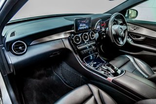 2015 Mercedes-Benz C-Class S205 806MY C250 Estate 7G-Tronic + Iridium Silver 7 Speed.