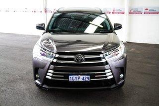 2020 Toyota Kluger GSU55R Grande (4x4) Predawn Grey 8 Speed Automatic Wagon.