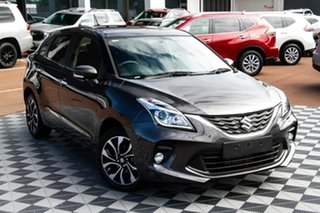 2021 Suzuki Baleno EW Series II GLX Grey 4 Speed Automatic Hatchback.