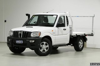2016 Mahindra Pik-Up S5 11 Upgrade White 5 Speed Manual Utility.