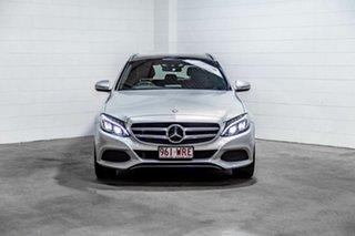 2015 Mercedes-Benz C-Class S205 806MY C250 Estate 7G-Tronic + Iridium Silver 7 Speed