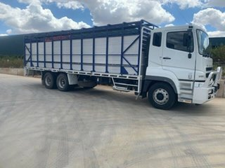 2013 Mitsubishi FV500 FV500 Truck Stock/Cattle crate