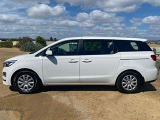 2019 Kia Carnival YP MY19 S White 8 Speed Sports Automatic Wagon