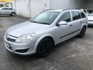 2008 Holden Astra AH MY08 CD /cloth 4 Speed Automatic Wagon
