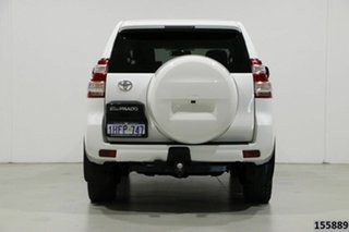 2017 Toyota Landcruiser GDJ150R MY17 Prado GX 7 Seat (4x4) White 6 Speed Automatic Wagon
